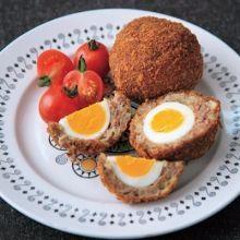 英國媽媽的宴客料理  蘇格蘭炸蛋