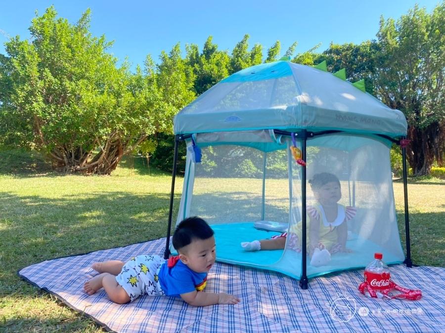 育兒好物 室內外都能用的孩子安全快樂小天地-小鹿蔓蔓折疊遊戲圍欄_img_47