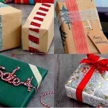 不會綁緞帶也OK!簡單4招手作讓禮物包裝瞬間升級