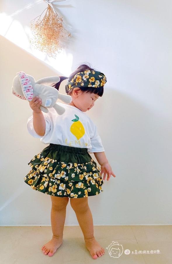 [手工訂製推薦]MIT高質感日系親子服-Ookiname大目手作童裝髮帶_img_32