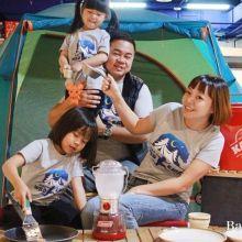 【最美媽媽力】孩子燦爛的笑容 讓她從飯店咖變身露營團創辦人