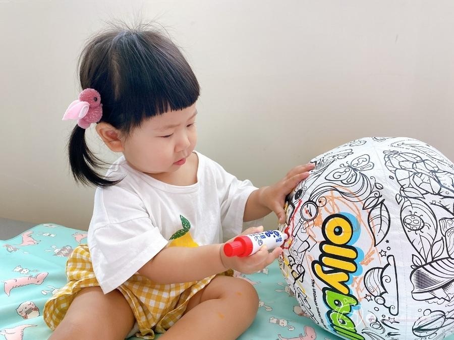 疫情期間孩子如何玩|親子放電遊戲,在家玩球超fun心!室內安心玩的玩具-美國歐力球_img_22