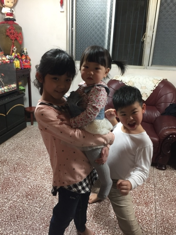 初二回娘家,可以見到阿爸阿母,真的很開心,真想一直在家。 #回娘家