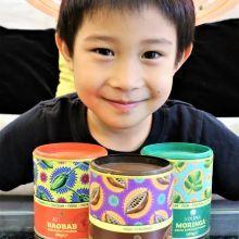【英國ADUNA阿杜納天然有機飲品粉】幼兒到成人的健康首選|猴麵包樹果實粉|辣木樹葉粉|可可粉