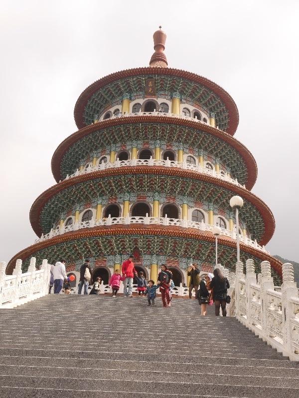 只要跟家人一起出遊 哪裡都好玩 #天元宮 #親子旅遊