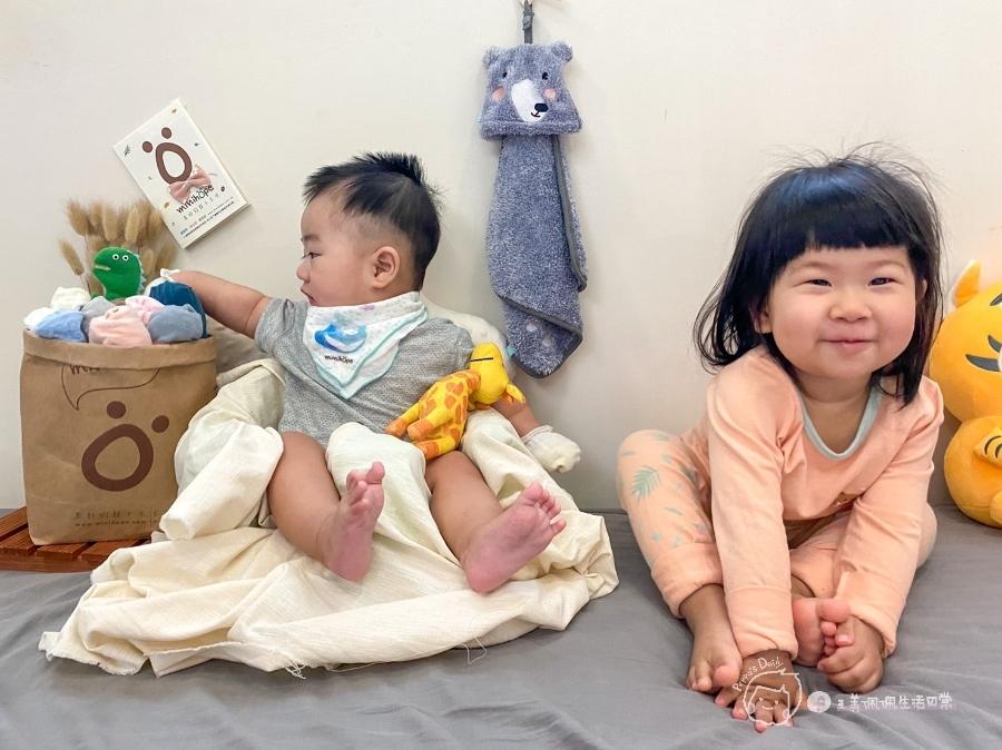 [居家穿搭]質感舒適又能提倡保育減塑的台灣原創品牌-minihope美好的親子生活_img_53