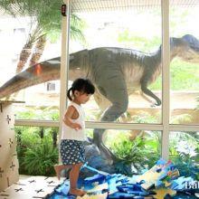 玩水、看恐龍?創意十足大安親子館!