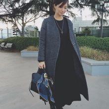 當作農曆新年時的參考♡向日本人氣instagrammer安田美沙子學習冬季穿搭♪