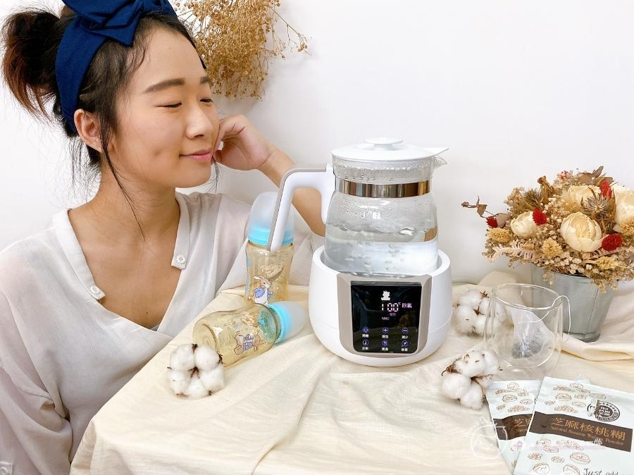 泡奶幫手|隨時提供最佳溫度-Snow Bear韓國小白熊智敏恆溫調乳器,一機多用超方便_img_10