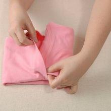 10種「口袋式摺衣法」完整步驟! 衣物整齊收納不再亂