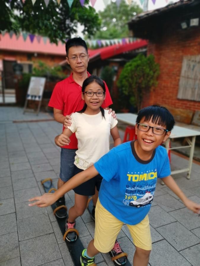 兩個寶--蘆竹湳社區半日遊