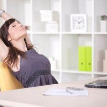 擁有健康身體讓工作能力UP⤴⤴各種能在辦公室執行的健康習慣