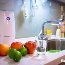 【開箱】安麗益之源淨水器 讓家人安心喝好水