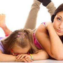 偽單親媽媽壓力大 憂鬱四警訊須留意