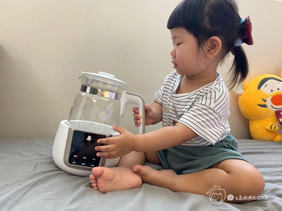 泡奶幫手|隨時提供最佳溫度-Snow Bear韓國小白熊智敏恆溫調乳器,一機多用超方便_img_9
