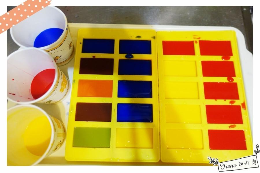 【藝起玩樂 DIY】夏日遊戲, 色彩繽紛冰塊畫 ~製作分享_img_7