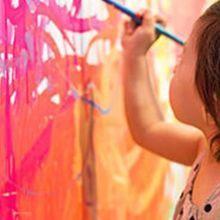 學齡前兒童並不在意自己在創作什麼!6種方法激發幼兒創造力
