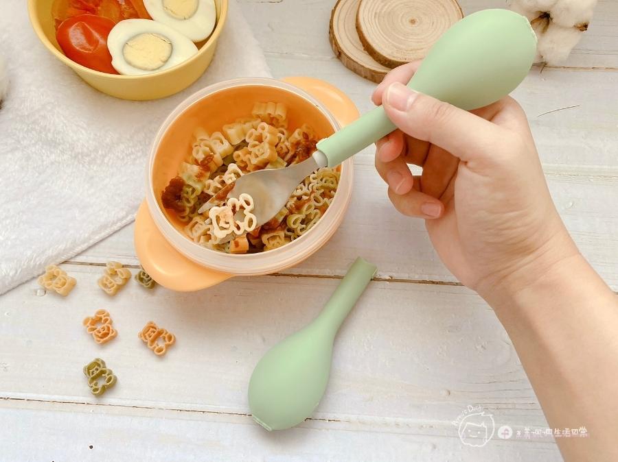 超便利口袋餐具,體積最小無需組裝的FlipGo翻滾吧湯叉組_img_10