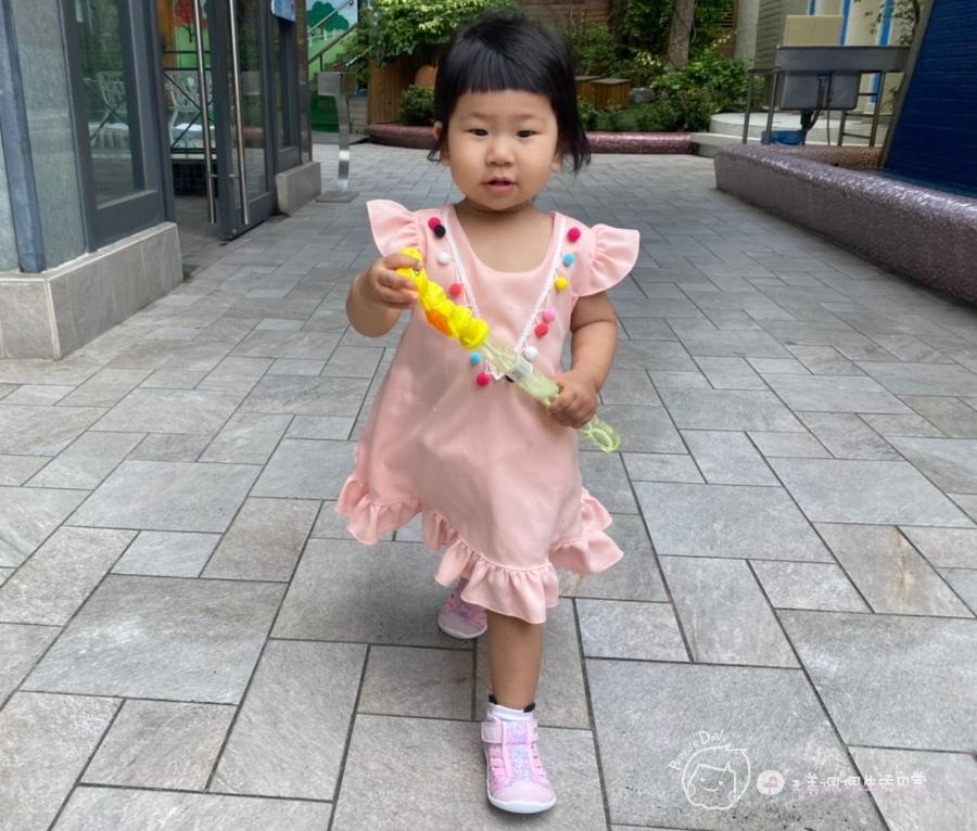 寶寶的第一雙日本IFME機能童鞋 夏天就該有一雙透氣水涼鞋_img_46