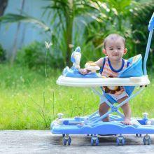 學步車很危險,會對寶寶造成傷害及阻礙發展?
