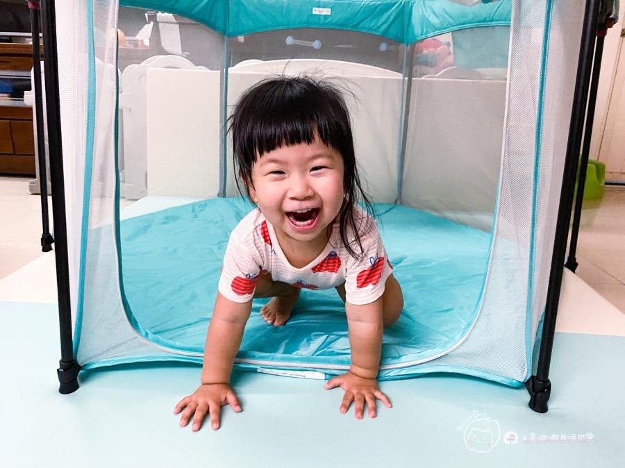 育兒好物 室內外都能用的孩子安全快樂小天地-小鹿蔓蔓折疊遊戲圍欄_img_32