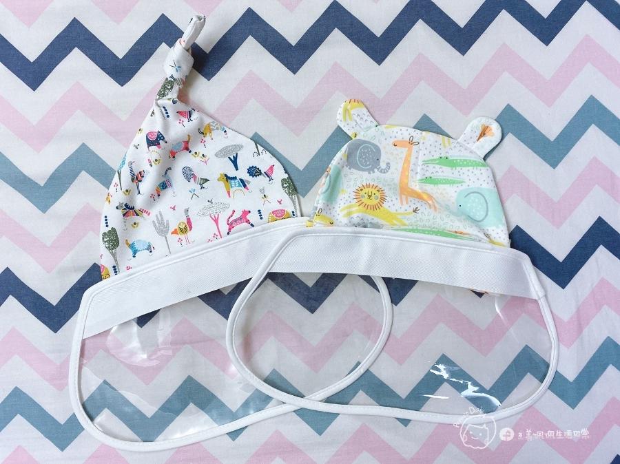 防疫生活|家有新生兒必備!寶寶專屬防疫帽😷_img_7