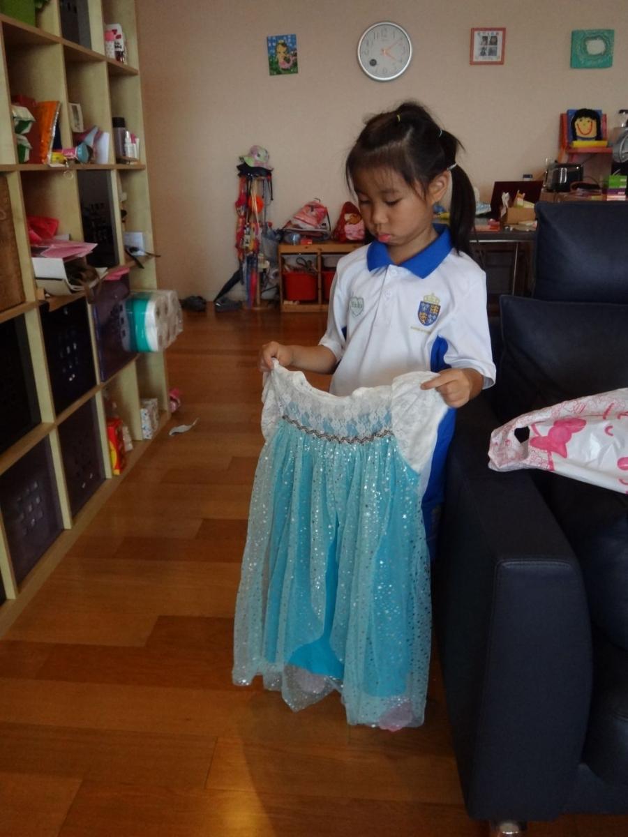Elsa公主