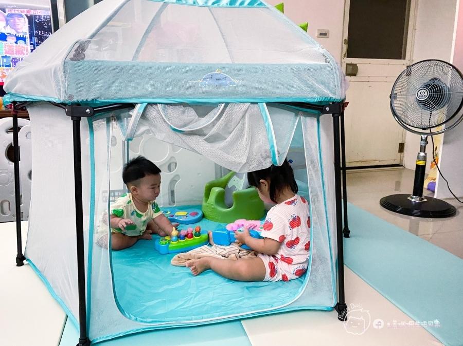 育兒好物 室內外都能用的孩子安全快樂小天地-小鹿蔓蔓折疊遊戲圍欄_img_35