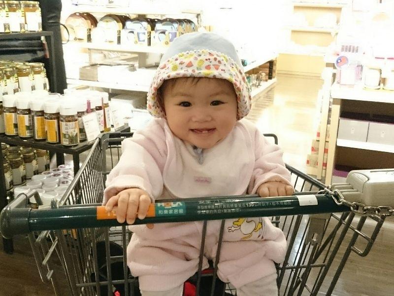 小昕昕, 妳開心的笑容是爸比媽咪化解辛勞的泉源。#爸爸去哪兒