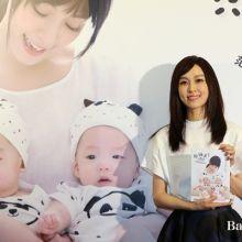 范瑋琪分享求子血淚 雙胞胎早產如今白白胖胖