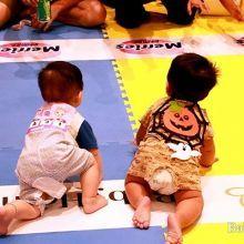 BabyRun爬爬比賽、妙而舒攤位活動 好玩又拿好康!
