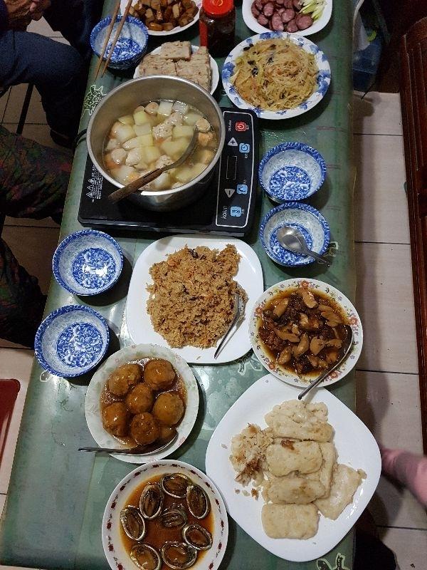 #年菜 吃團團飯時絕不能少了