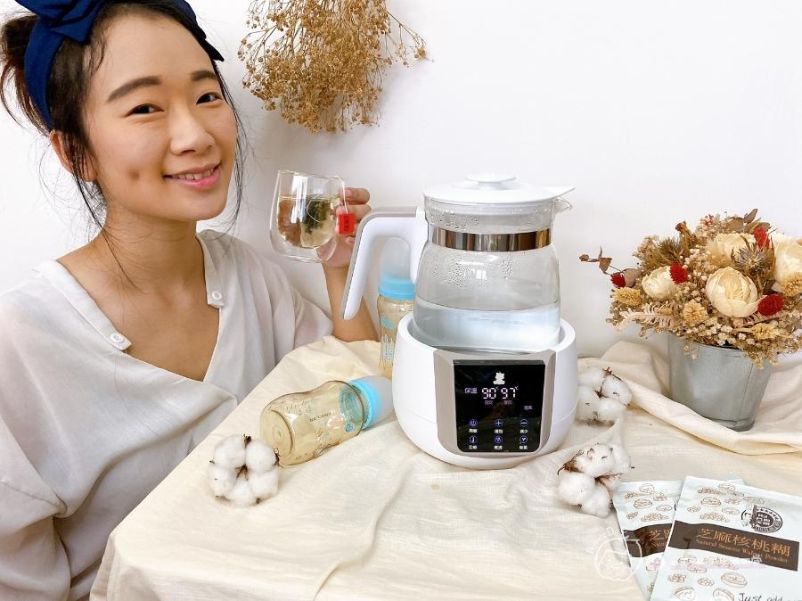 泡奶幫手|隨時提供最佳溫度-Snow Bear韓國小白熊智敏恆溫調乳器,一機多用超方便_img_28