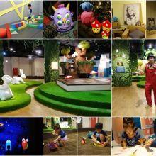 台灣第一個結合戲劇文創的親子體驗園區:玩劇島-Fantasy kids
