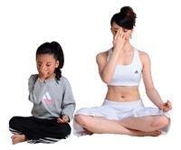 小朋友的瑜珈-棉花糖~保持安靜