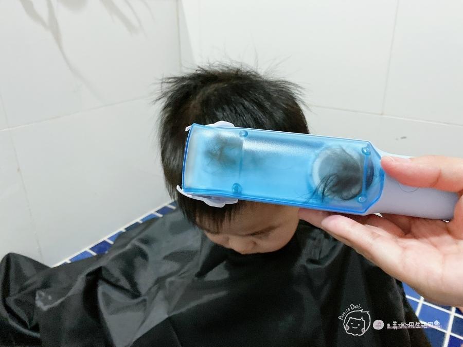 開箱|居家理髮不求人,媽咪輕鬆斜槓理髮師|日本SAKANO KEN 坂野健電器-自動吸髮兒童電動理髮器_img_13