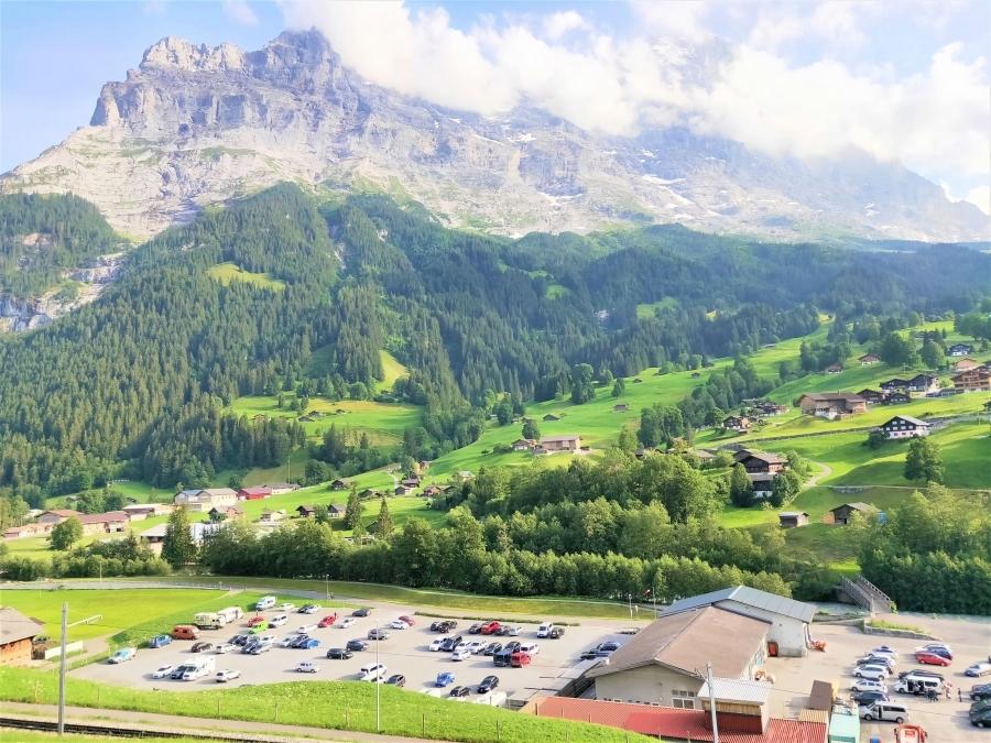 【瑞士自由行】Grindelwald格林德瓦