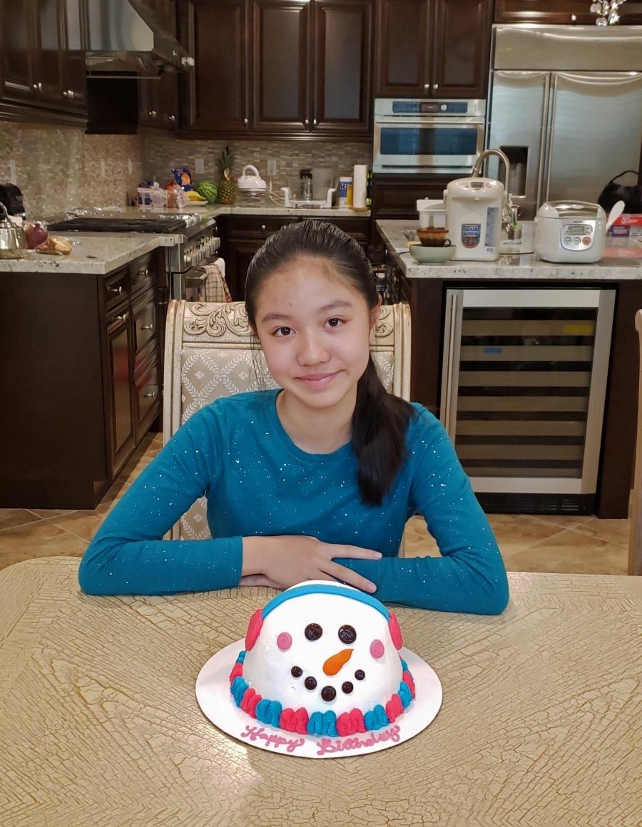 阿貝12歲生日快樂