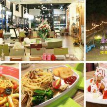 【新竹景觀餐廳分享】綠芳園庭園餐廳,夜晚放鬆的好地方!蛋糕、飲料、麵包無限供應,服務好親切,新竹夜景餐廳,翠綠草皮星光作伴超浪漫