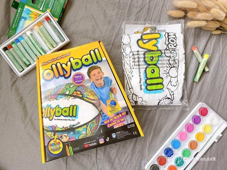 疫情期間孩子如何玩|親子放電遊戲,在家玩球超fun心!室內安心玩的玩具-美國歐力球_img_5