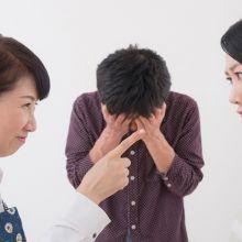 大人吵架問題,別讓孩子認定是自己造成的!