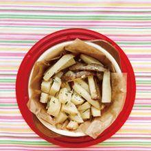 蒜香烤薯條