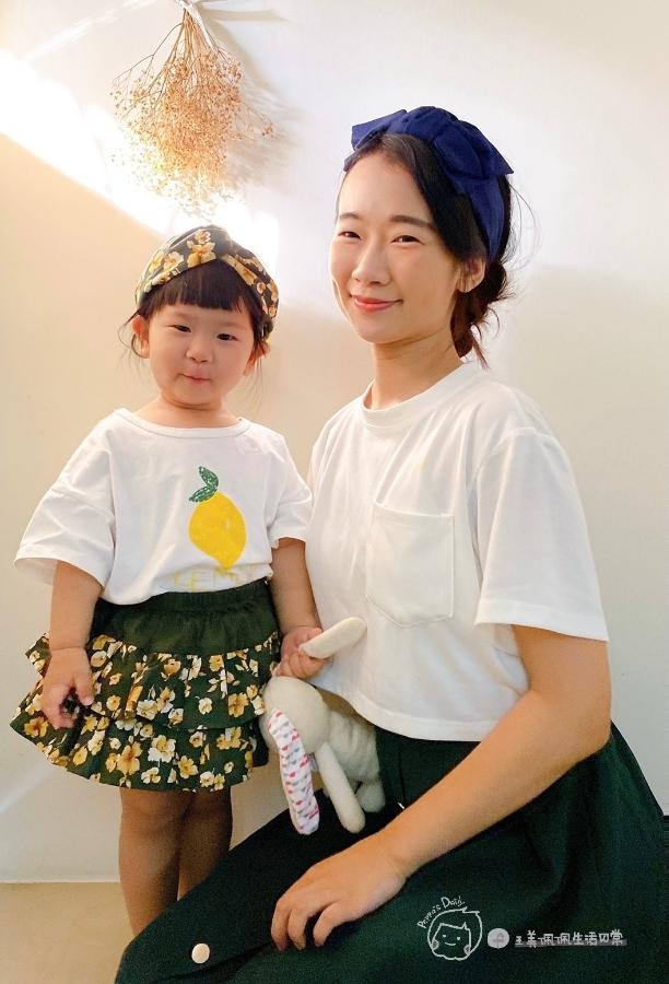 [手工訂製推薦]MIT高質感日系親子服-Ookiname大目手作童裝髮帶_img_64