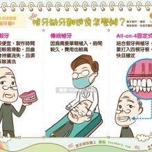 老人家掉牙缺牙難進食? 曹皓崴醫師:如何重建是關鍵