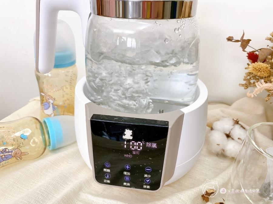 泡奶幫手|隨時提供最佳溫度-Snow Bear韓國小白熊智敏恆溫調乳器,一機多用超方便_img_11