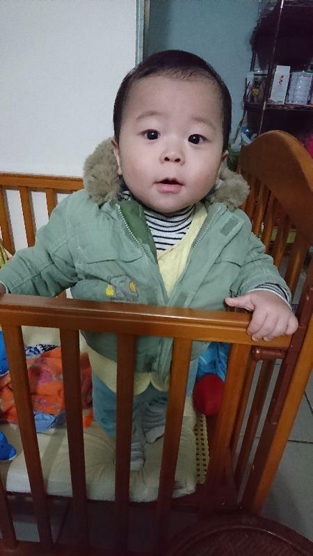 威威寶貝 ,看到你開心的笑容 媽咪就覺得辛苦一切值得了😍 #爸爸去哪兒