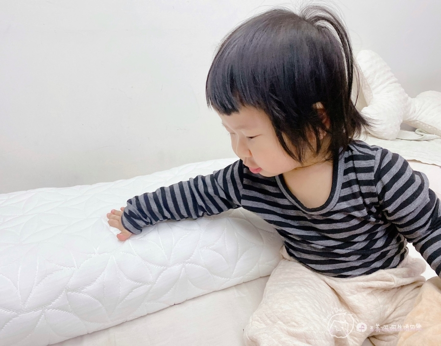 生活體驗│讓孕婦高枕無憂的O'rest舒壓記憶波浪枕_img_11