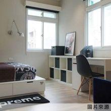 一家人的簡約舒適窩!中古小公寓變身清新有氧宅