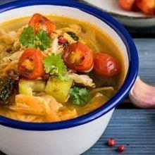 防癌的上上策就是攝取「植化素」!世界抗癌藥研究權威,私底下在吃的「抗癌蔬菜湯」