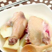 入口即化新口感 — 馬鈴薯燉雞腿